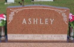 Leona Evelyn <i>Chew</i> Ashley