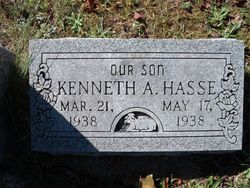 Kenneth Alvin Hasse