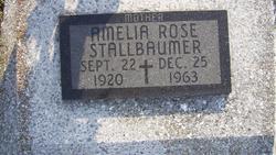 Amelia Rose <i>Lackey</i> Stallbaumer