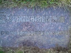 Anna <i>Giese</i> Albert