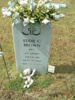Eddie C. Brown