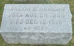 Arlon E Rogers