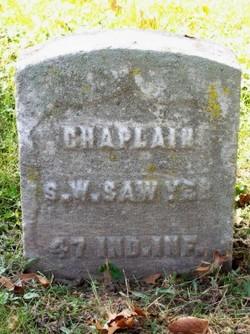Rev Samuel W Sawyer