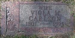 Viola Margaret <i>Anderson</i> Carlson