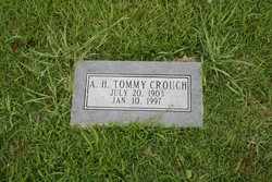 A.H. Tommy Crouch