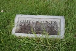 Carey G Buffington
