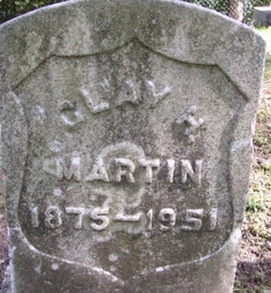 Clay H Martin
