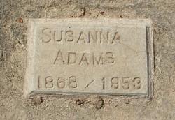 Susanna Adams