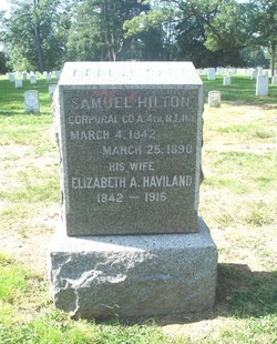 Pvt Samuel Hilton