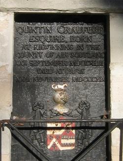 Quintin Craufurd
