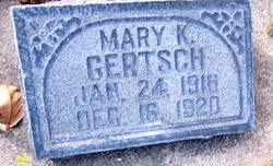 Mary Kate Gertsch