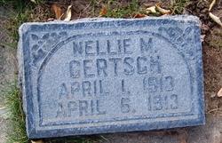 Nellie Marciline Gertsch