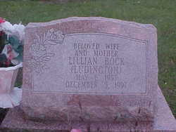 Lillian <i>Bock</i> Ludington