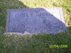 Lydia Elmira <i>Adams</i> George