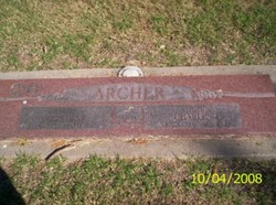 Lillie May <i>George</i> Archer