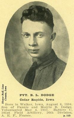 B. L. Dodge