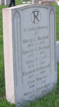 Harry Lester Buckius