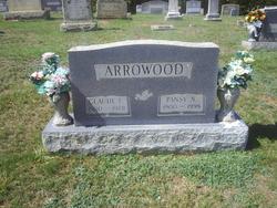 Pansy N. <i>Burleson</i> Arrowood