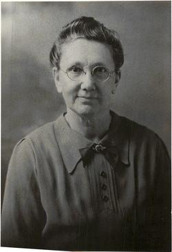 Sophia <i>Andersen</i> Christensen
