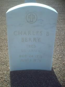 Charles B Berry