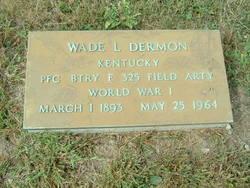 Wade Lee Dermon