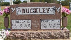 Rebecca Ellen <i>Stateler</i> Buckley