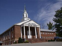 New Hopewell Baptist Church