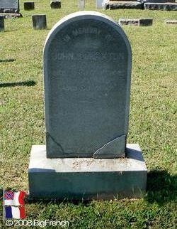 Capt John Staige Braxton
