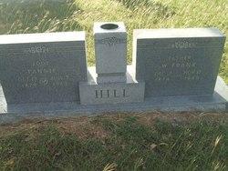 William Franklin Frank Hill