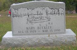 Mary Ellen <i>Dill</i> Buckley