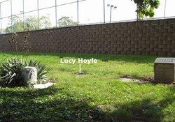 Lucy <i>Oates</i> Hoyle