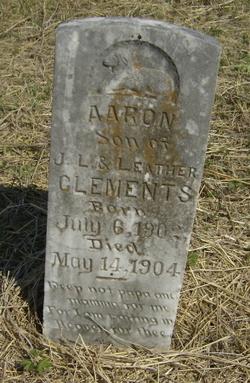 Aaron Clements