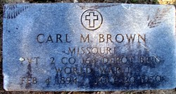Carl M Brown