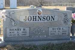 Henry H Johnson