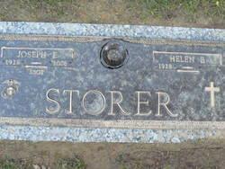 Joseph Ernest Storer