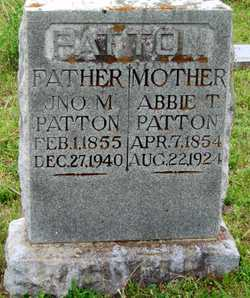 Abbie T <i>Smith</i> Patton