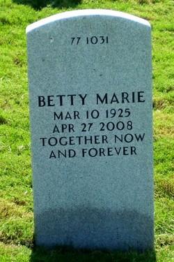 Betty Marie <i>Brewer</i> Ashlock