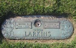 Irene Marie <i>King</i> Larkins