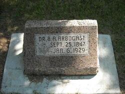 Dr B A Arbogast