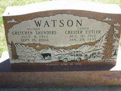 Chester Cutler Watson