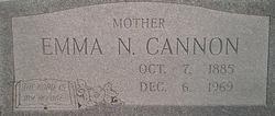 Emma Nevada <i>Potts</i> Cannon