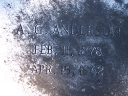 Agustus Gaines Anderson