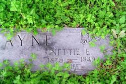 Penelope E. Nettie <i>Spurlock</i> Payne