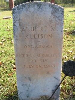 Albert M. Allison