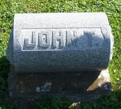 John T Brickley