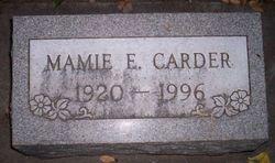 Mamie Elizabeth Carder