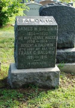 Jennie <i>Magee</i> Baldwin