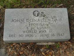 John Donald Adair