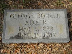 George Donald Adair