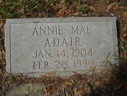 Annie Mae Adair